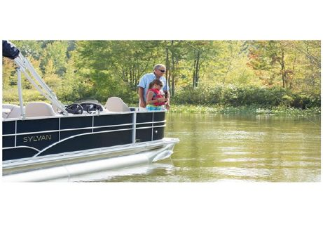 2016 Sylvan Mirage Fish 8522 Party Fish