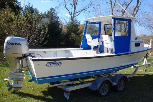2001 Eastern Boats 22 lobster/fisherman