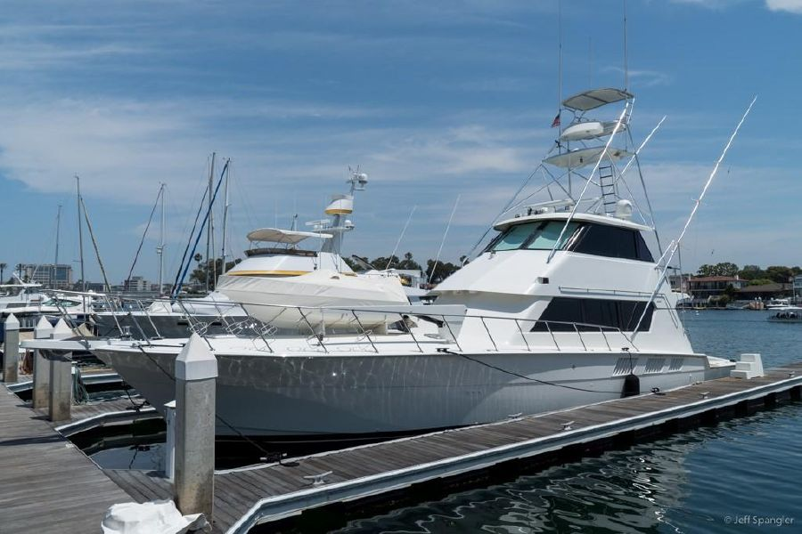 Hatteras 65 Convertible Sportfisher for sale in Newport Beach