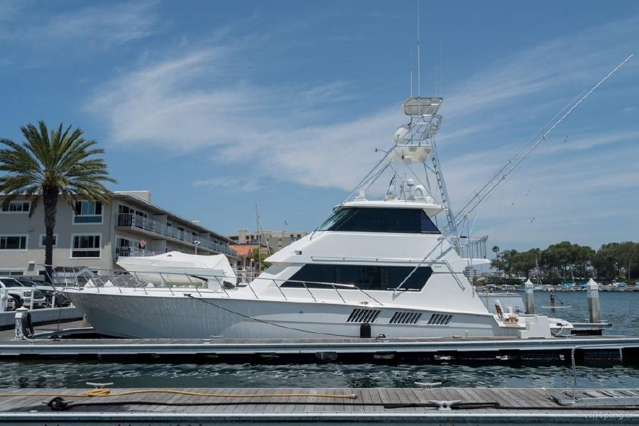 Hatteras 65 Convertible Sportfisher for sale in Newport Beach CA