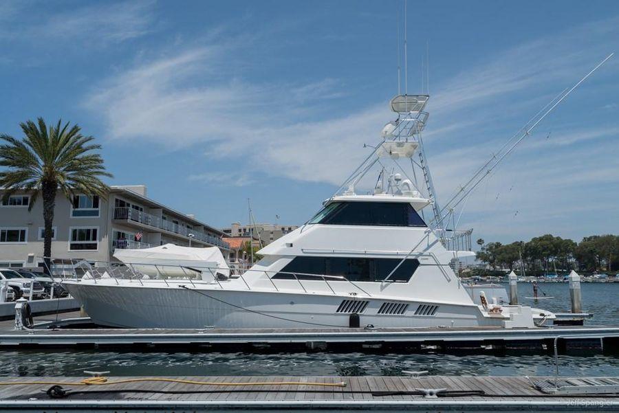 Hatteras 65 Convertible Sportfisher for sale in Newport Beach CA