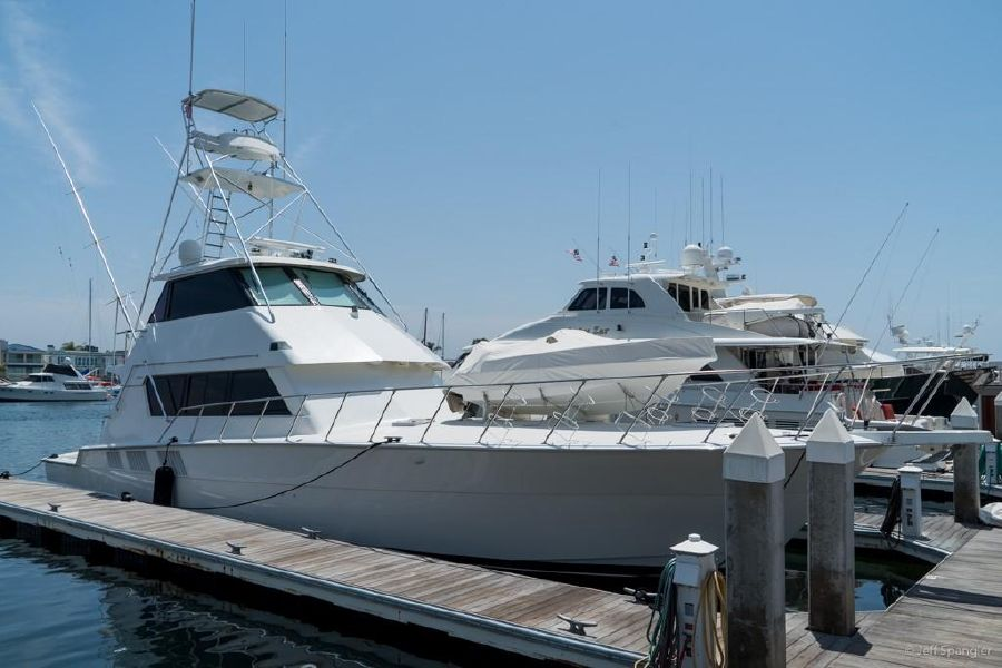Hatteras 65 Convertible for sale in Newport Beach