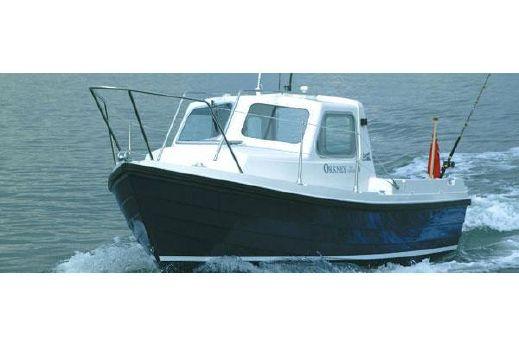 2005 Orkney Boats Pilot House 20