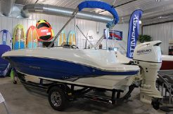 2019 Stingray 192 SC Deck Boat