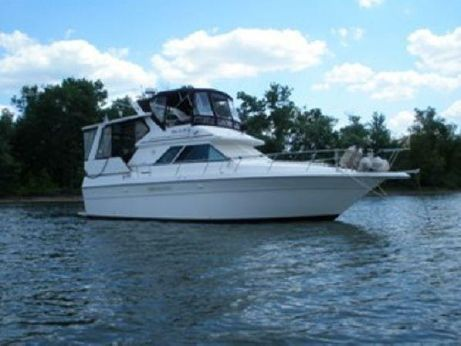 1989 Sea Ray 1989 Aft Cabin 380