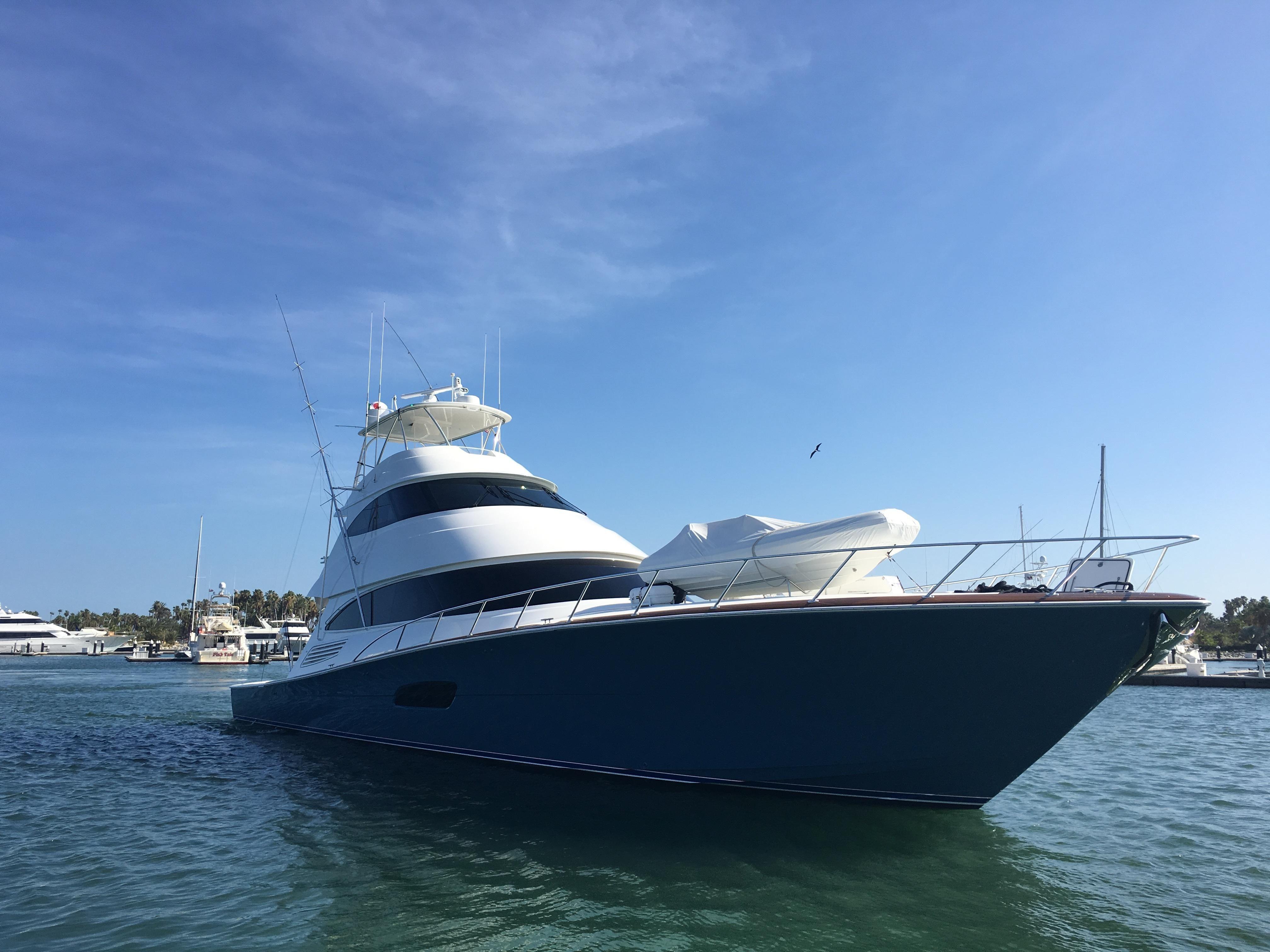 2016 viking 92 39 skybridge power boat for sale www for Viking sport fish