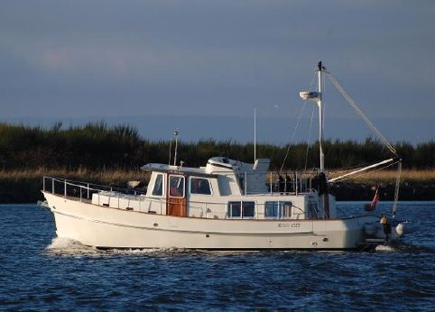 Eagle 40 Pilothouse Trawler