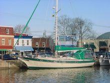 1983 Krogen 38 fixed keel