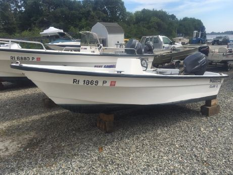 1996 Maritime Skiff 1480