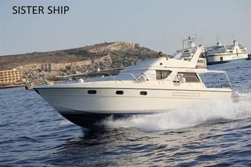 1989 Princess Yachts 415