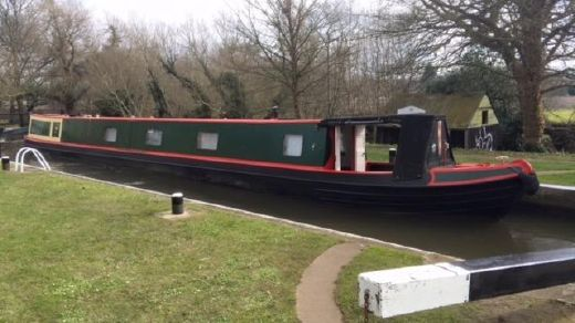 1980 M.e.braine NARROWBOAT