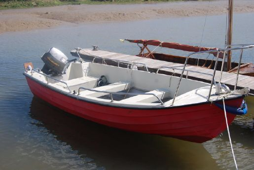 1998 16ft Fast Fisher
