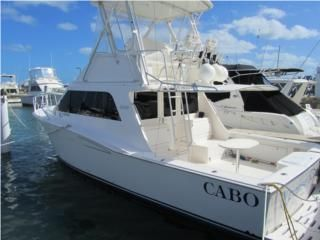 2005 Cabo Yachts 35 CONVERTIBLE