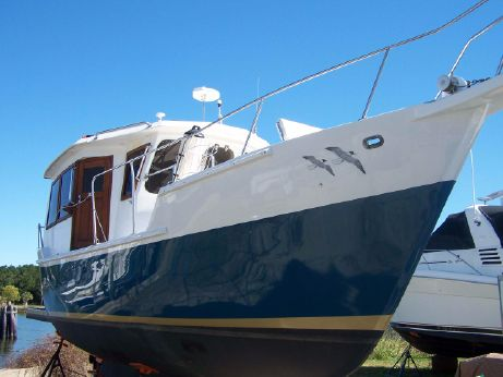 1988 Legacy Legend Pilothouse Trawler