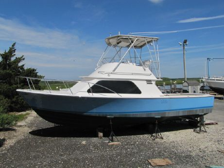 1986 Blackfin 32 Sportfisherman