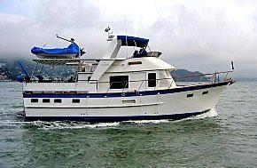 1991 Defever Long Range Trawler