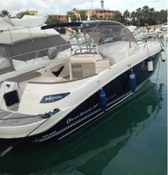 2011 Mano Marine 37 GrandSport