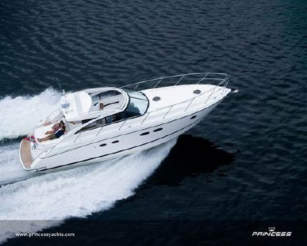 2010 Princess Yachts V 45