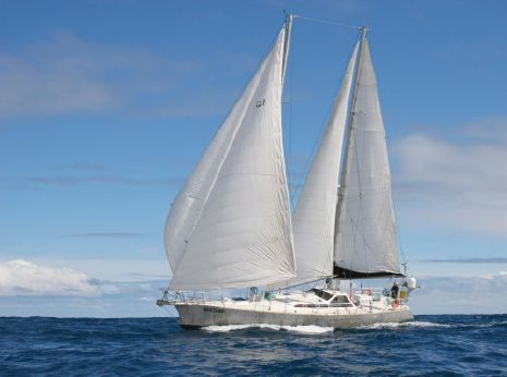 1992 Expedition Schooner 63'