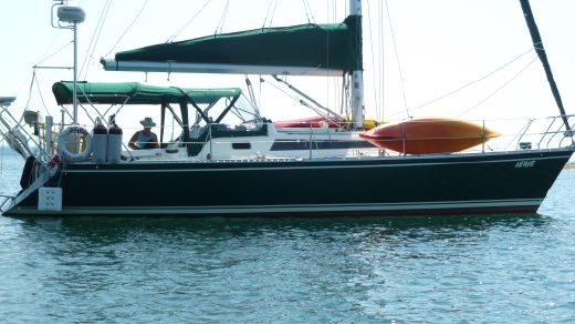 1991 Cs Yachts Merlin 36