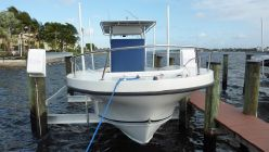 photo of  26' Dusky 26 Center Console
