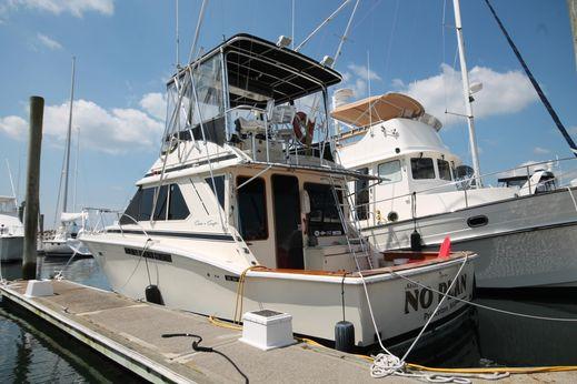 1986 Chris-Craft Commander 392 Sport Fisherman