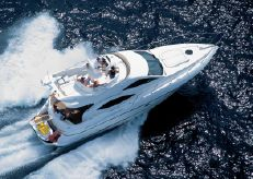 1999 Sunseeker Manhattan 44
