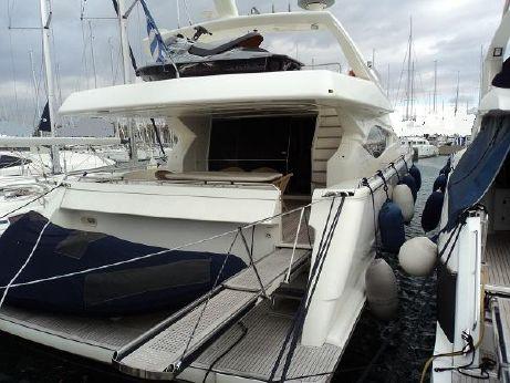 2002 Ferretti Yachts 77