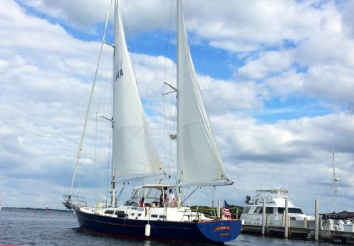 2004 Wind Dancer 58 Ketch