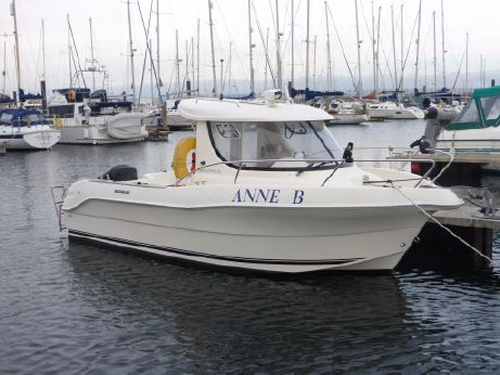 2012 Quicksilver 640 Pilothouse