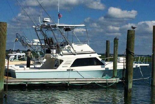 1990 Blackfin 33 Sportfish