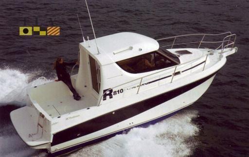 2011 Rodman RODMAN 810 ADV