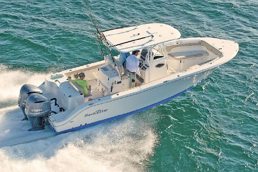 2018 Nauticstar 28XS Offshore Center Console