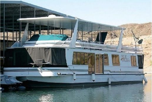 2000 Skipperliner Custom 65' X 18' Houseboat