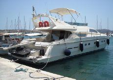 1999 Ferretti Yachts 62'