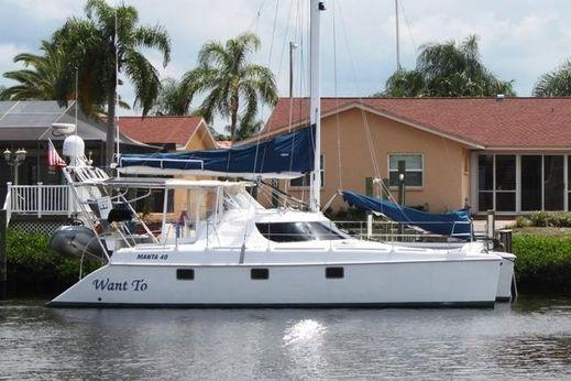 1998 Manta 40 Sail Catamaran