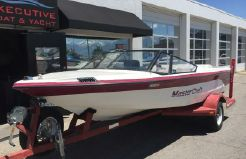1989 Mastercraft Prostar 190 Closed Bow