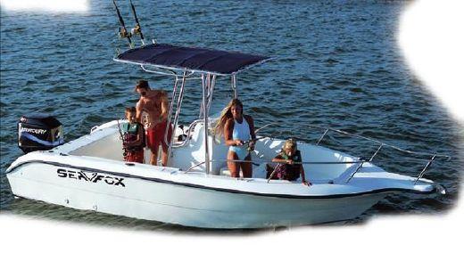 2000 Sea Fox 210 Center Console