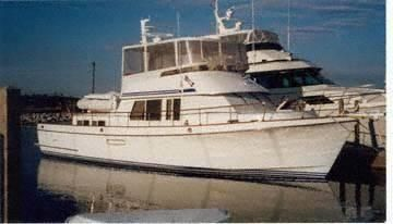 1995 Ocean Alexander 456  3 Classicco