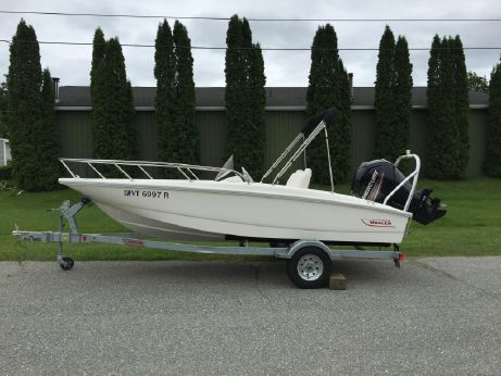 2016 Boston Whaler 170 Super Sport