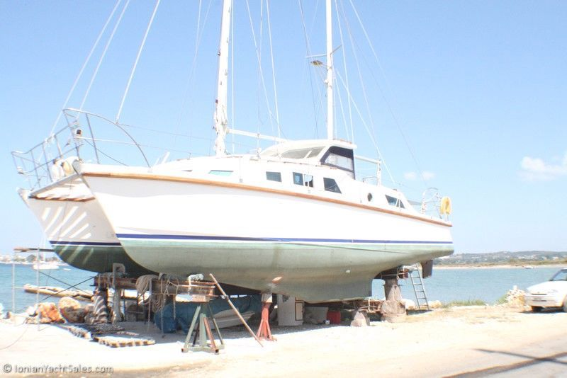 1976 Solaris 42 Sail Boat For Sale Www Yachtworld Com