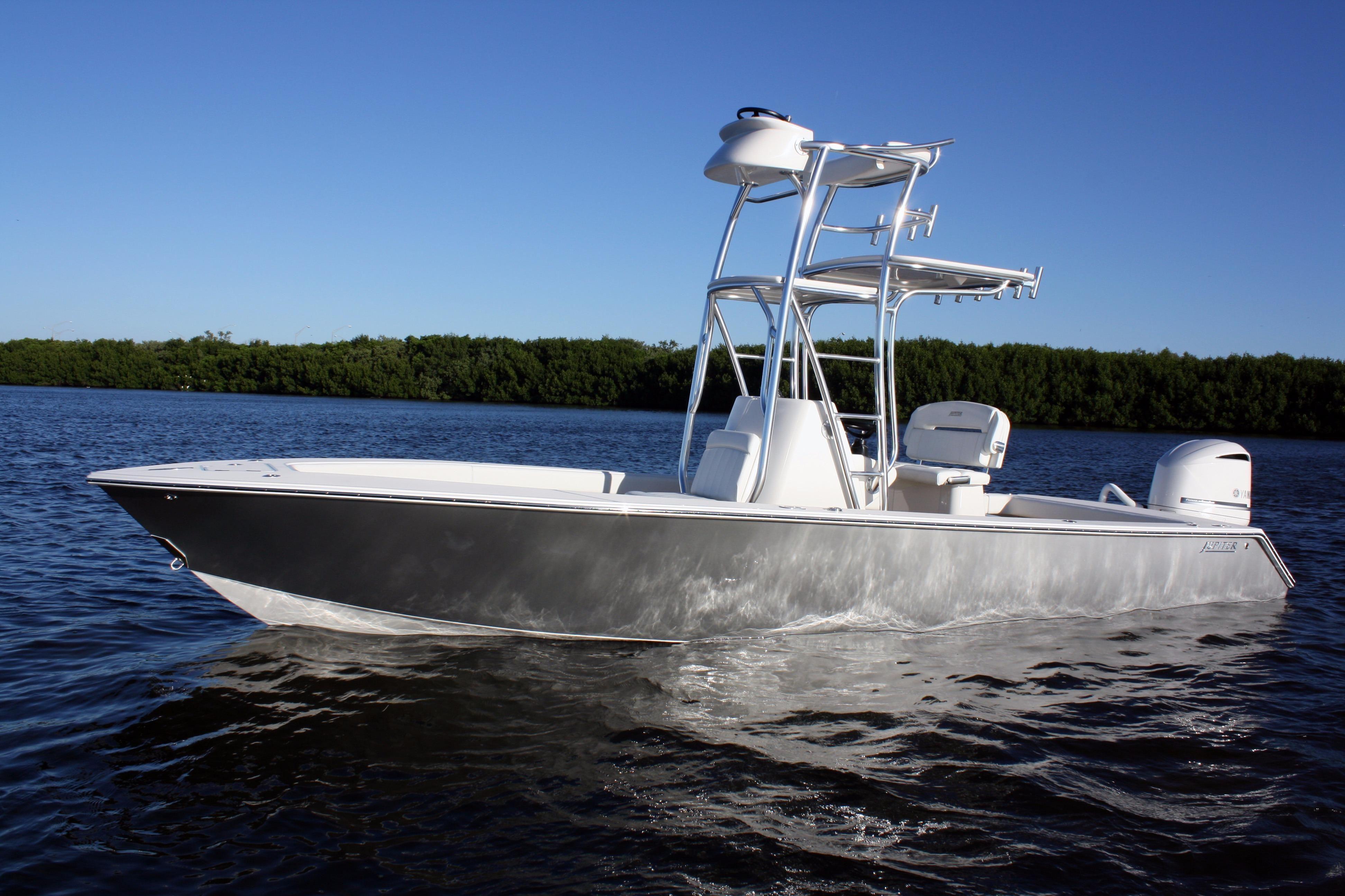 2018 Jupiter 25 Bay Power Boat For Sale - www.yachtworld.com