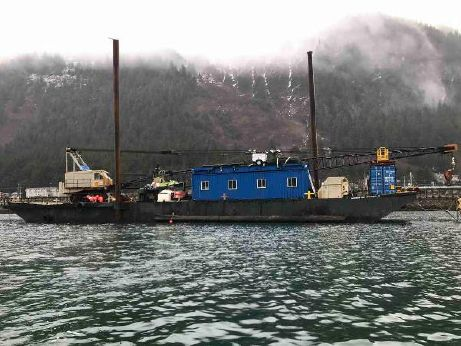 Barge Marine Construction Package