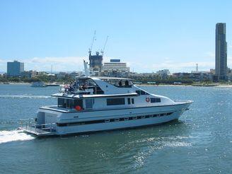 1996 Alan Warwick 100ft Custom Motor Yacht