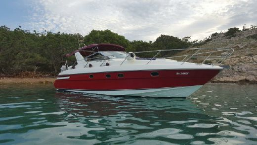 1995 Princess 366 Riviera