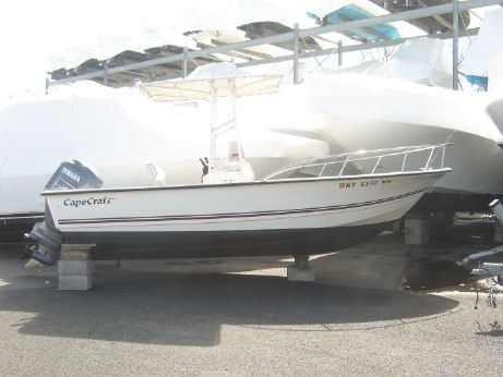 2008 Cape Craft 20 Center Console