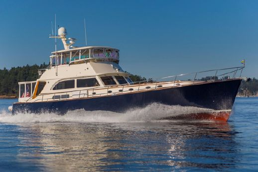 2006 Vicem Enclosed Pilothouse