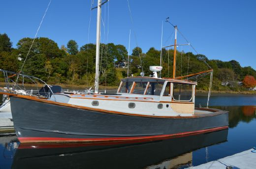 1984 Stanley  Williams Lobster-style Yacht