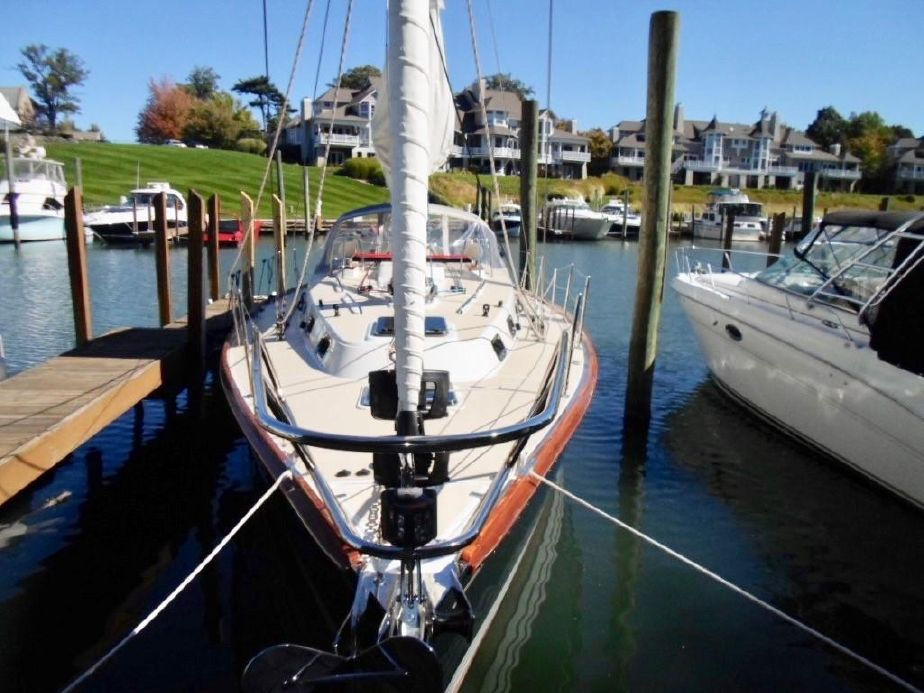 2005 Tartan 4100 Sail New and Used Boats for Sale - www