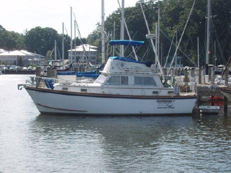 1972 Gulfstar 36 Trawler